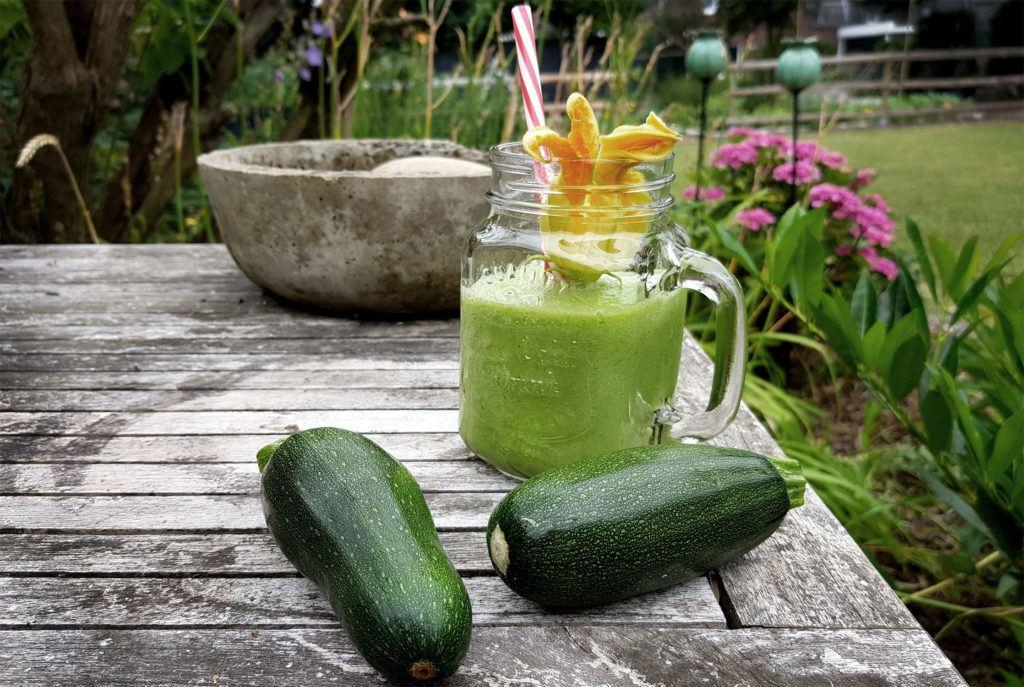 zucchini juice