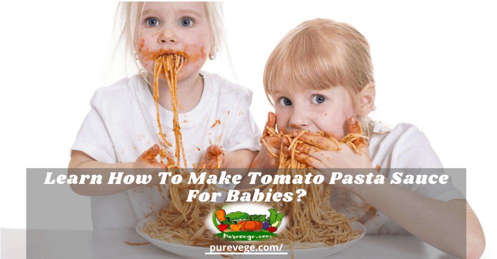 tomato pasta sauce for babies