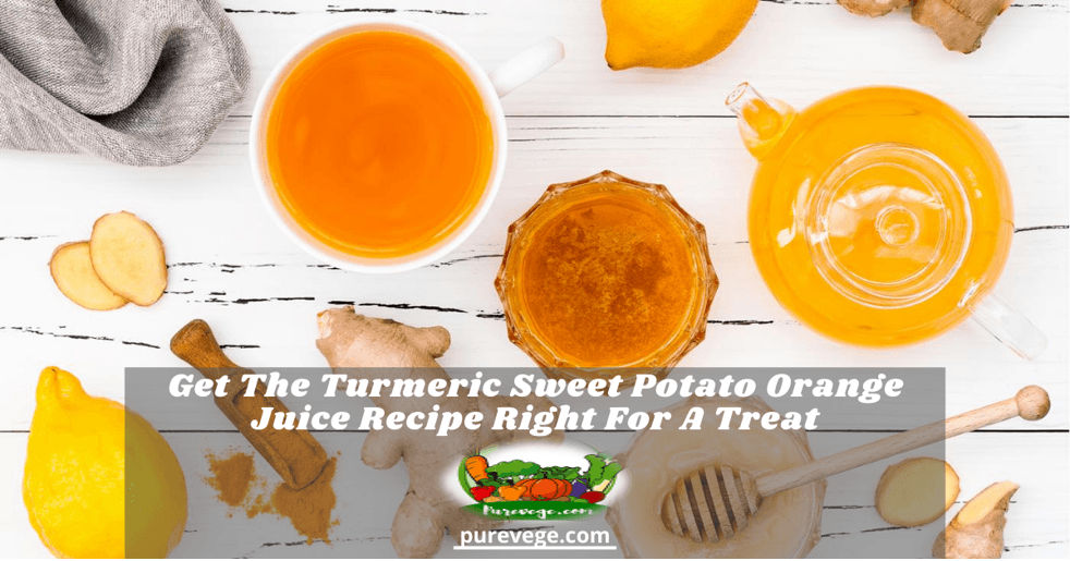 turmeric sweet potato orange juice recipe