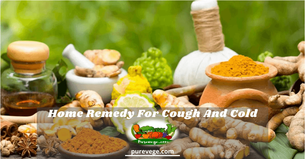 home remedy for cough and cold