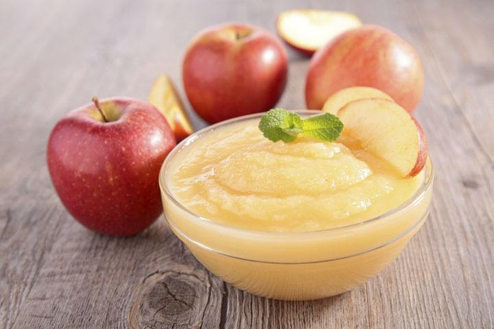 apple baby food