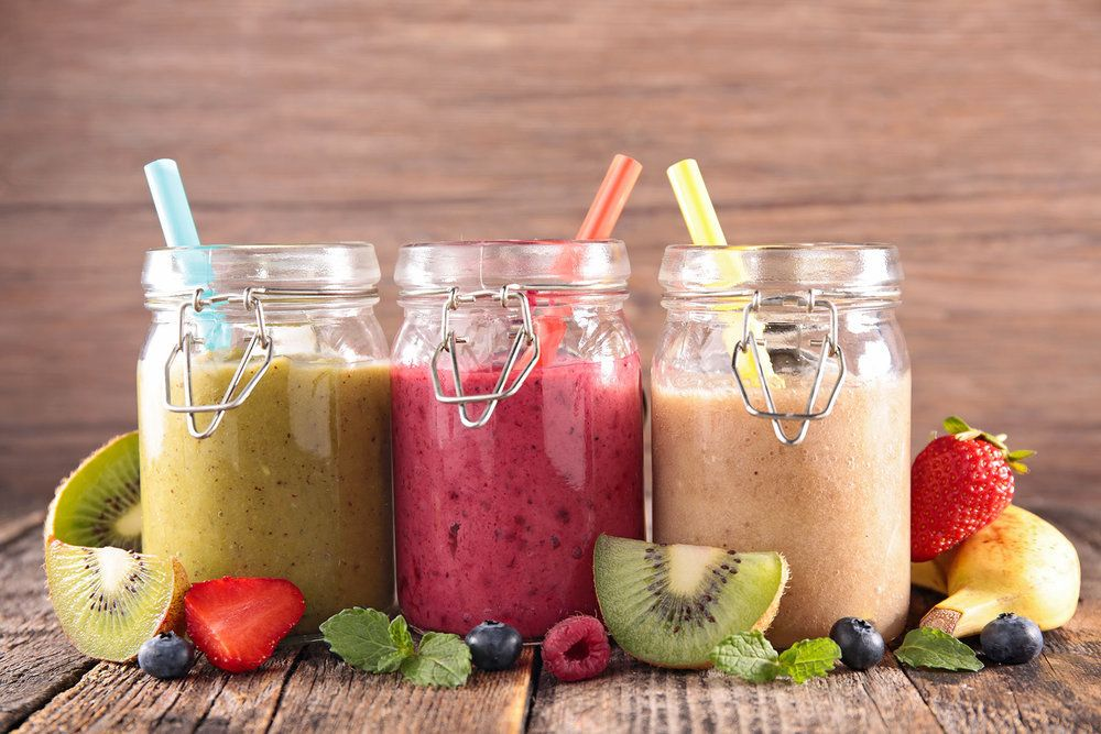pre workout smoothie