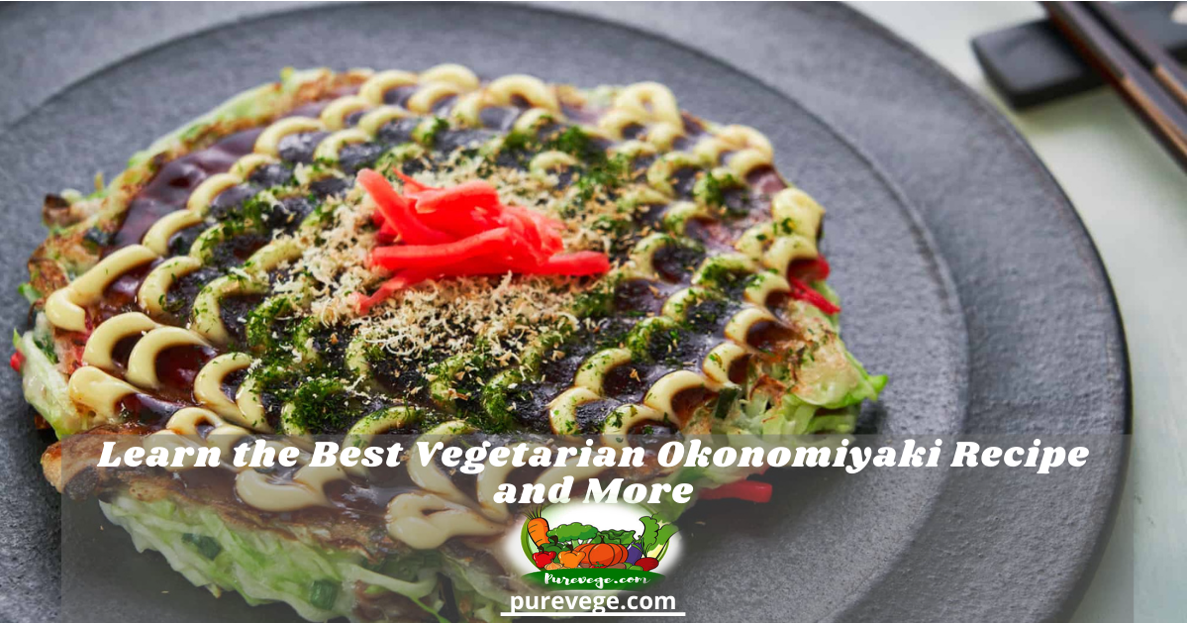vegetarian okonomiyaki recipe
