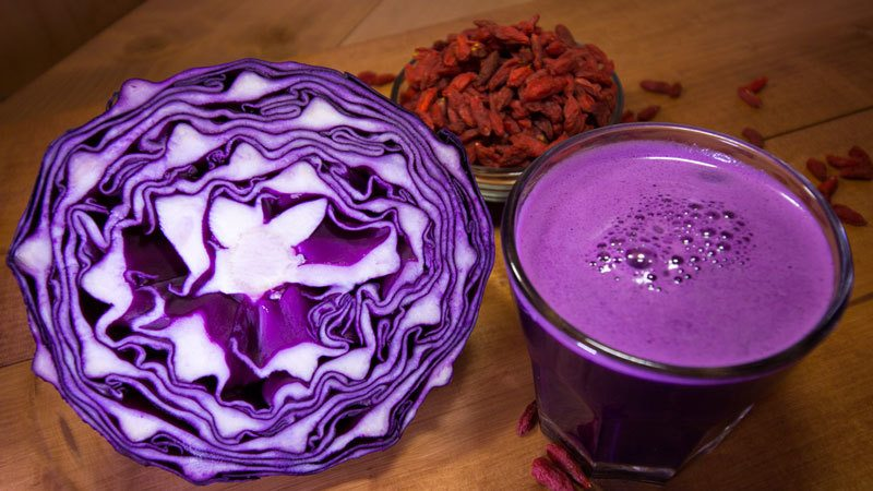 cabbage juice for ulcers