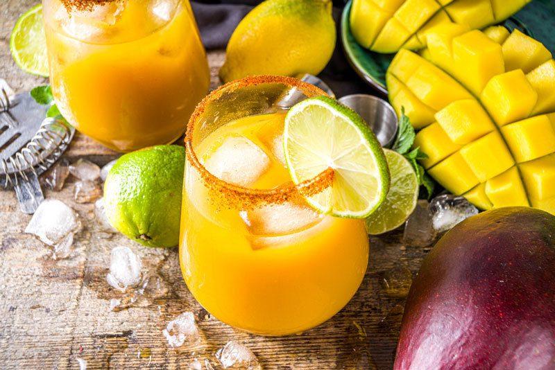mango vodka