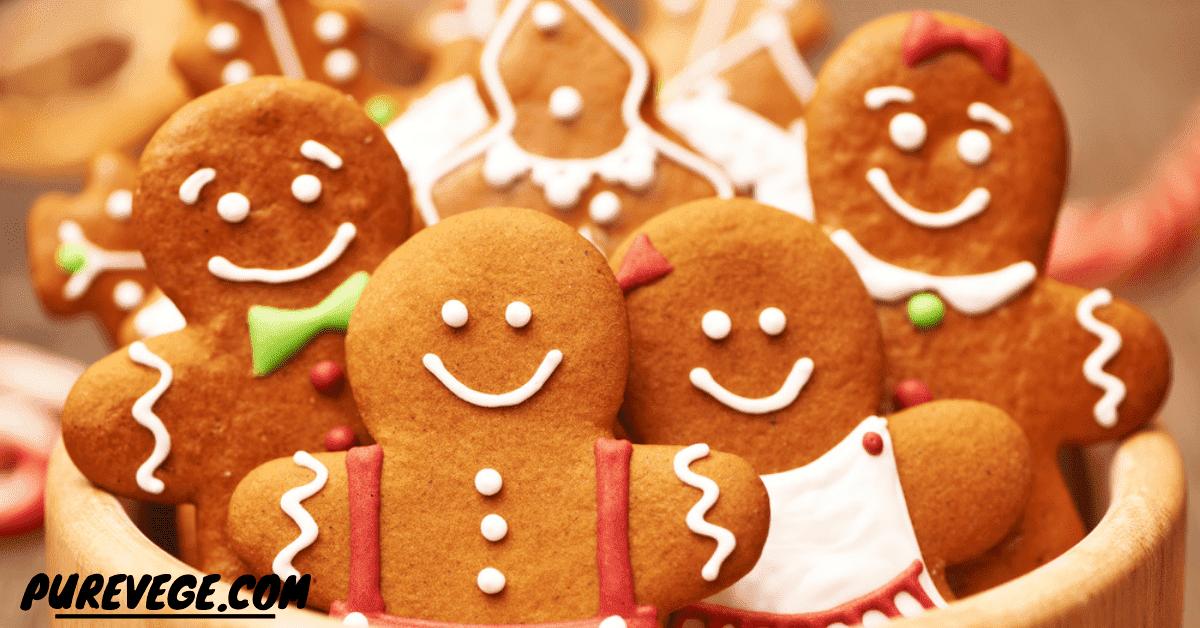 gingerbread cookies recipes