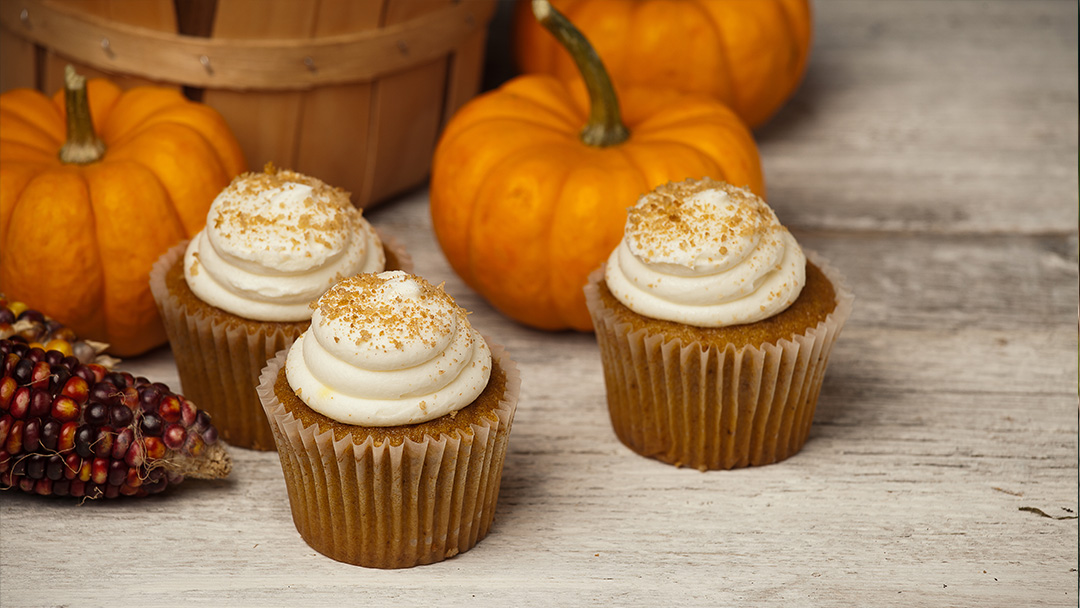 how to make squash and carrot cupcakes