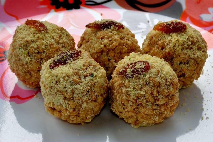 make sweet gaura purnima