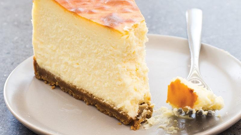 how to make basic baked cheesecake